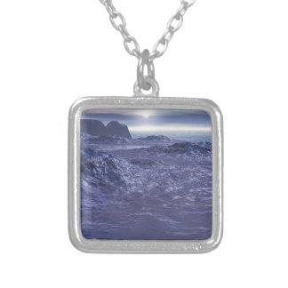 Collier Mer congelée de Neptune
