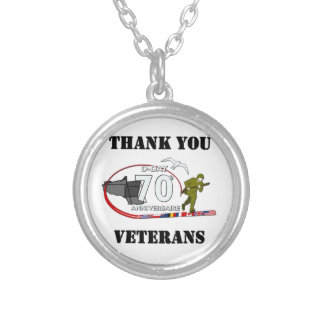 Collier Merci vétérans - Thank you veterans