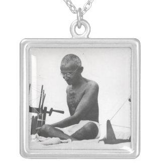 Collier Mohandas Karamchand Gandhi