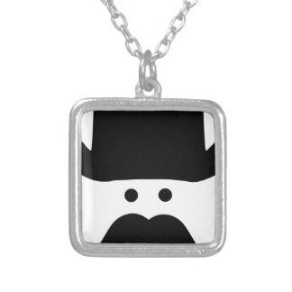 Collier Monsieur Moustache