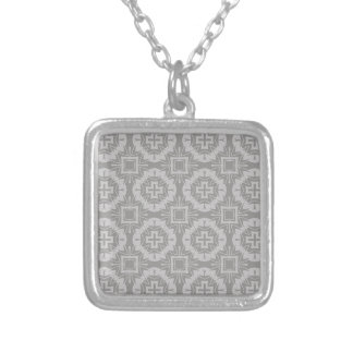 Collier motif 8773Grey