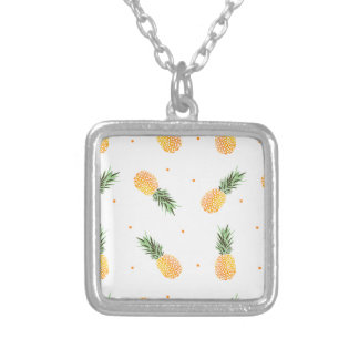 Collier Motif d'ananas