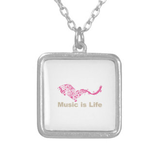 Collier Music i life Musical remarque ED.