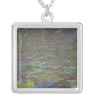 Collier Nénuphars de Claude Monet | au coucher du soleil