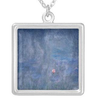 Collier Nénuphars de Claude Monet | : Réflexions des