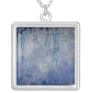 Collier Nénuphars de Claude Monet | : Saules pleurants