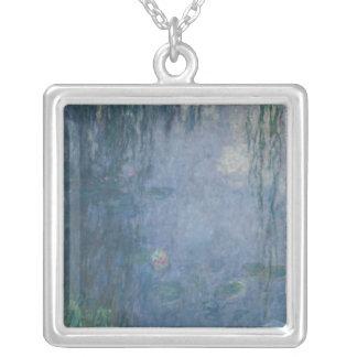 Collier Nénuphars de Claude Monet | : Saules pleurants,