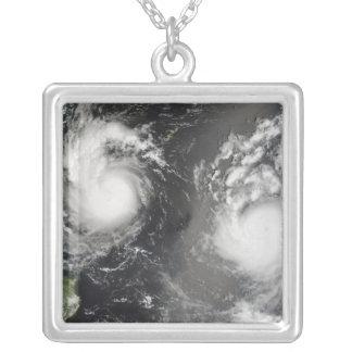 Collier Ouragan Saomai et tempête tropicale Bopha