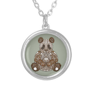 Collier Ours panda
