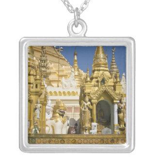 Collier Pagoda de Shwedagon (Paya), grand site de temple