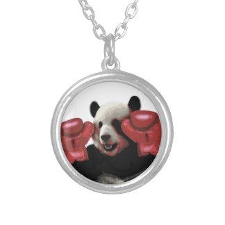 Collier Panda de boxe