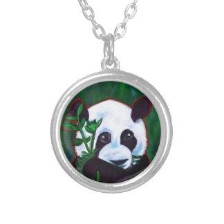Collier Panda précieux