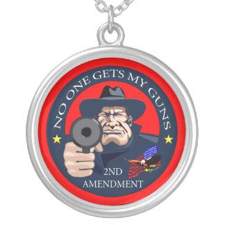 Collier Personne obtient mes armes à feu 1