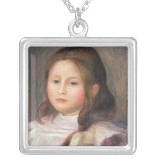 Collier Pierre un portrait de Renoir | d'un enfant 2