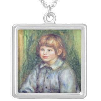 Collier Pierre un portrait posé par | de Renoir de Claude