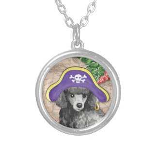 Collier Pirate de caniche miniature
