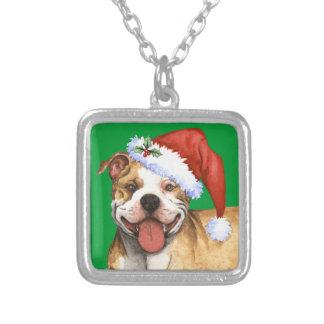 Collier Pitbull Terrier heureux de Howliday
