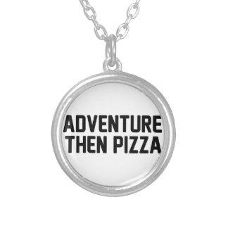 Collier Pizza d'aventure puis