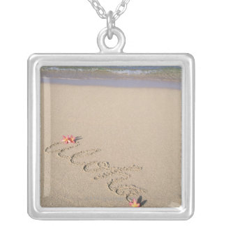 Collier Plage sablonneuse