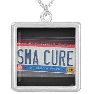 Collier Plaque minéralogique de TRAITEMENT de SMA
