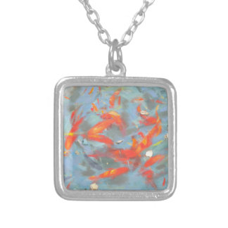 Collier Poisson rouge 2010 2