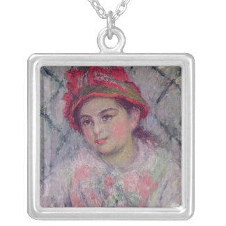 Collier Portrait de Claude Monet | de Blanche Hoschede