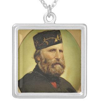 Collier Portrait de Giuseppe Garibaldi