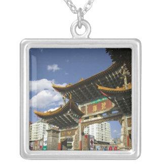 Collier Province de la CHINE, Yunnan, Kunming. Voûte