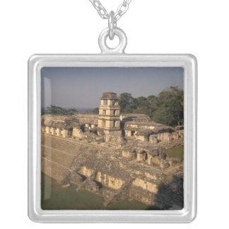 Collier Province du Mexique, Chiapas, Palenque, le palais
