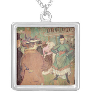 Collier Quadrille au fard à joues, 1892