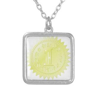 Collier récompense d'or