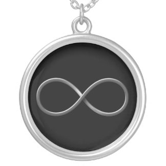 Collier Règles de la Science du symbole | d'infini