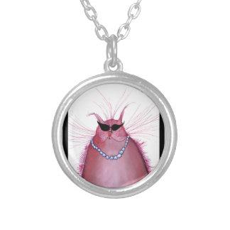 Collier rupture élégante du l'aristo-chat des fernandes