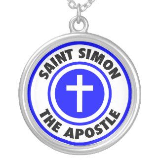 Collier Saint Simon l'apôtre