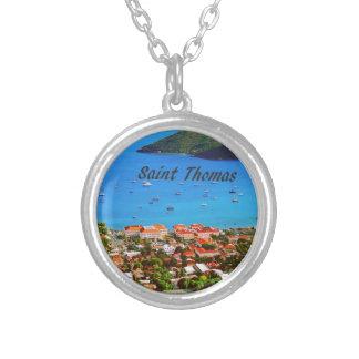 Collier Saint Thomas U.S.V.I.