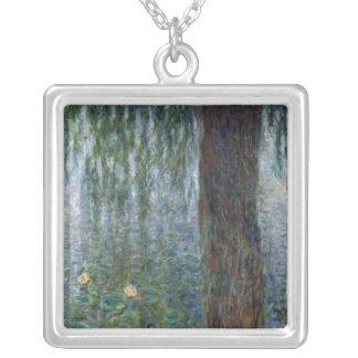 Collier Saules pleurants de nénuphars de Claude Monet |