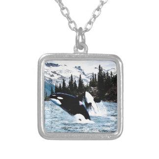 Collier Saut de l'orque