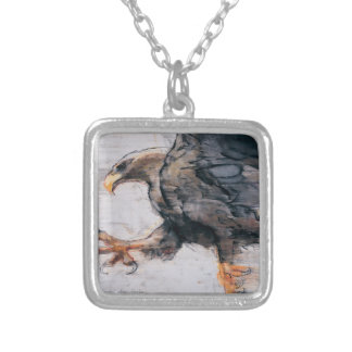 Collier Serres - mer Eagle coupée la queue par blanc 2001