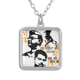 Collier Shaheed les martyres d'Indien