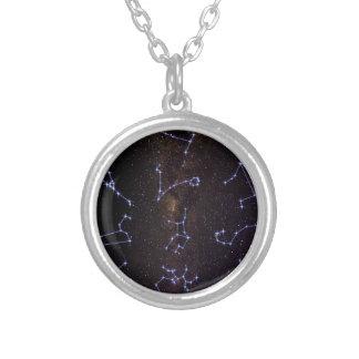 Collier Signes d'étoile de zodiaque