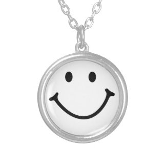 Collier smileyface
