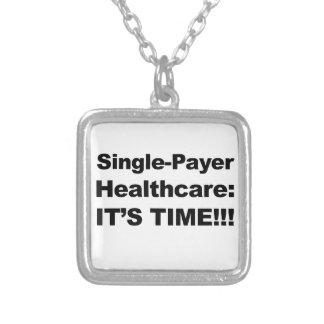 Collier Soins de santé simples de débiteur - il est temps
