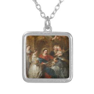 Collier St de triptyque Idelfonso - Peter Paul Rubens