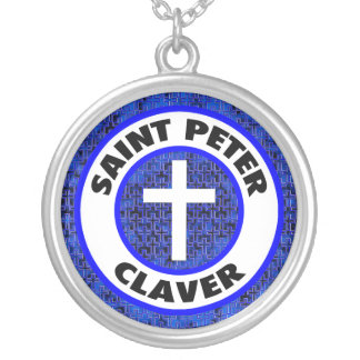 Collier St Peter Claver