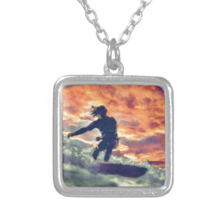 Collier Surfer