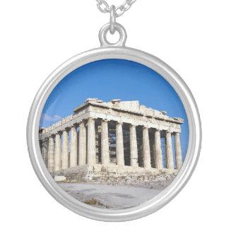 Collier Temple de parthenon : Le berceau de la
