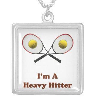 Collier Tennis de cogneur lourd