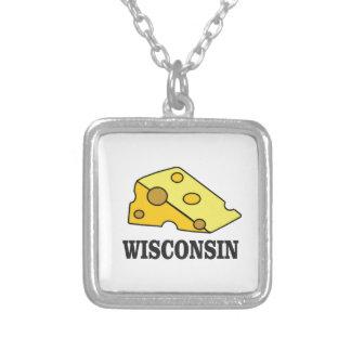 Collier Tête de fromage du Wisconsin