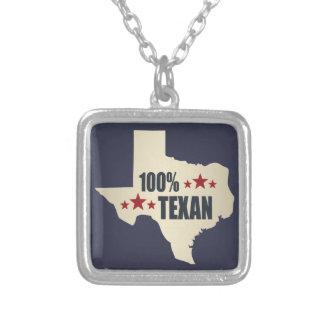 Collier Texan 100%