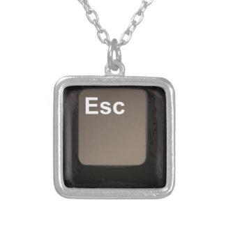 Collier Touche d'échappement ESCAPE/bouton